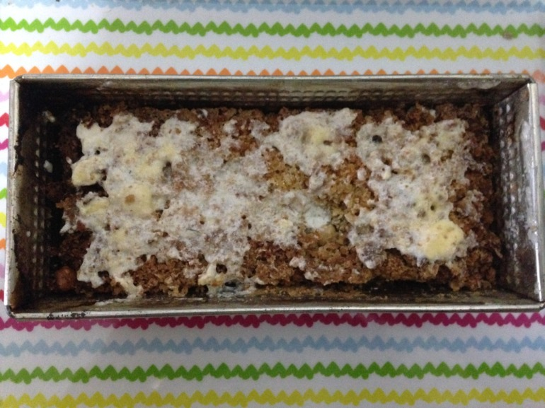 carrot cake recipe receta baking