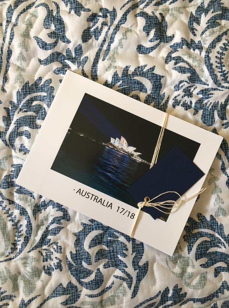 Fotolibro regalo australia Patricia Rijo
