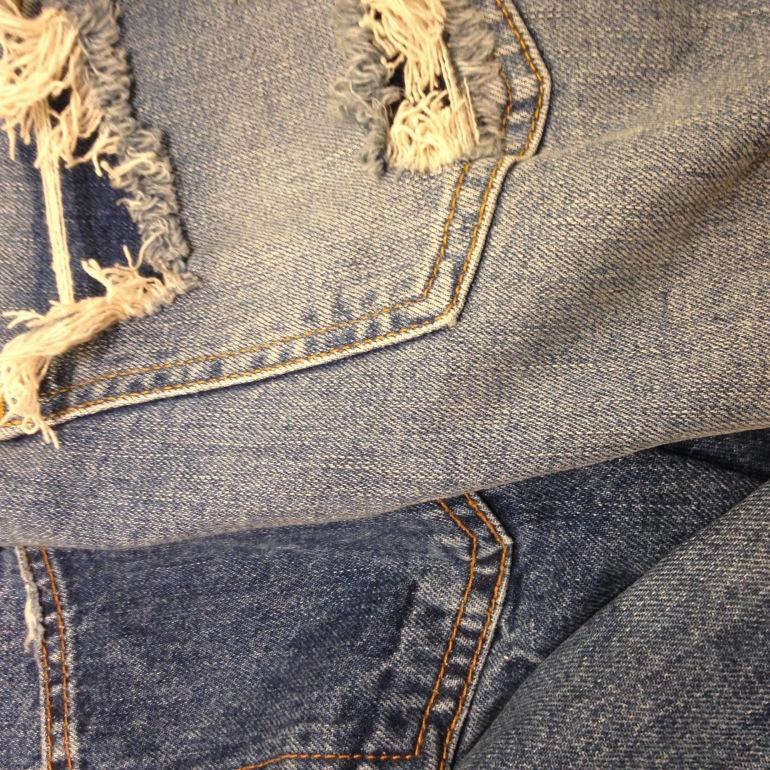 Jeans, varios lavados ZARA