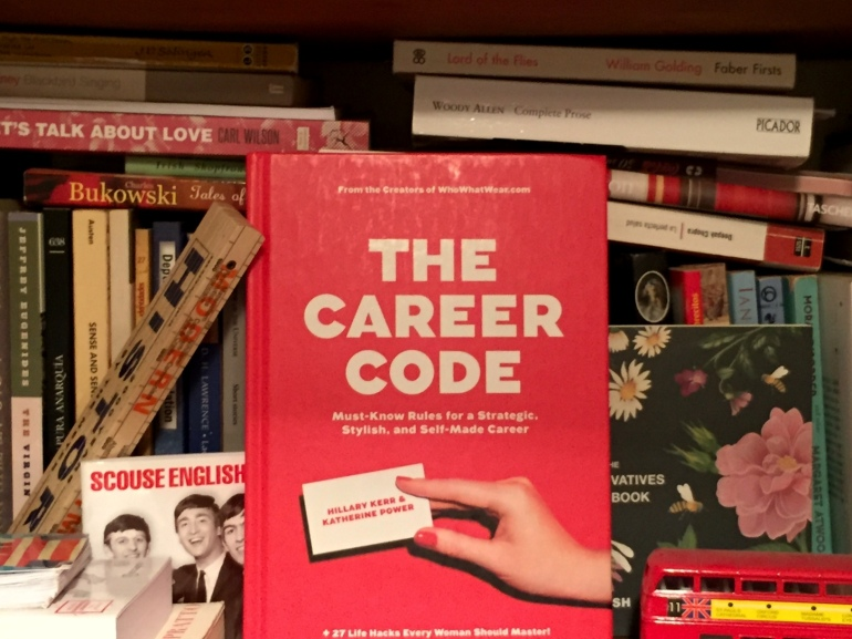 The career code book