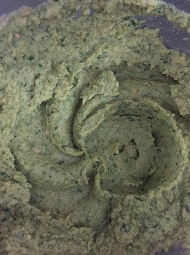 falafel procesado