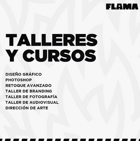 talleres y cursos flama montevideo uruguay