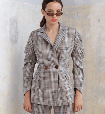 Conjunto estampado Tach clothing moda uruguay